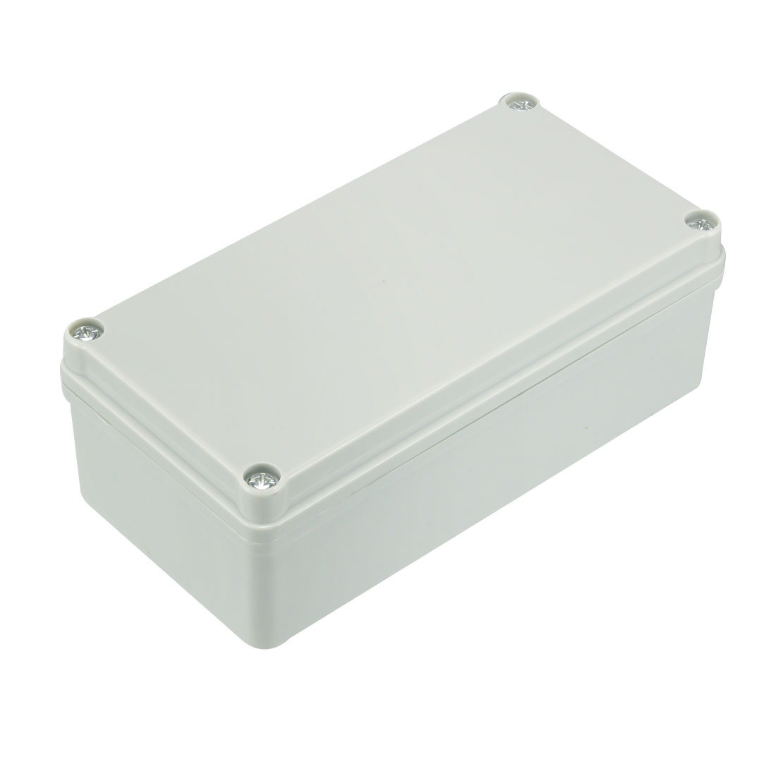 80 x 160 x 55mm Electronic Plastic DIY Junction Box Enclosure Case Gray
