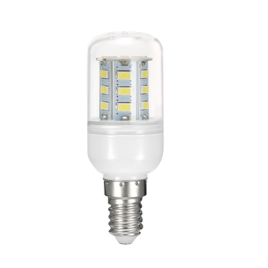 AC 220-240V 2.6W E14 Screw Base 96 LEDs 5730 Pure White 6000K LED