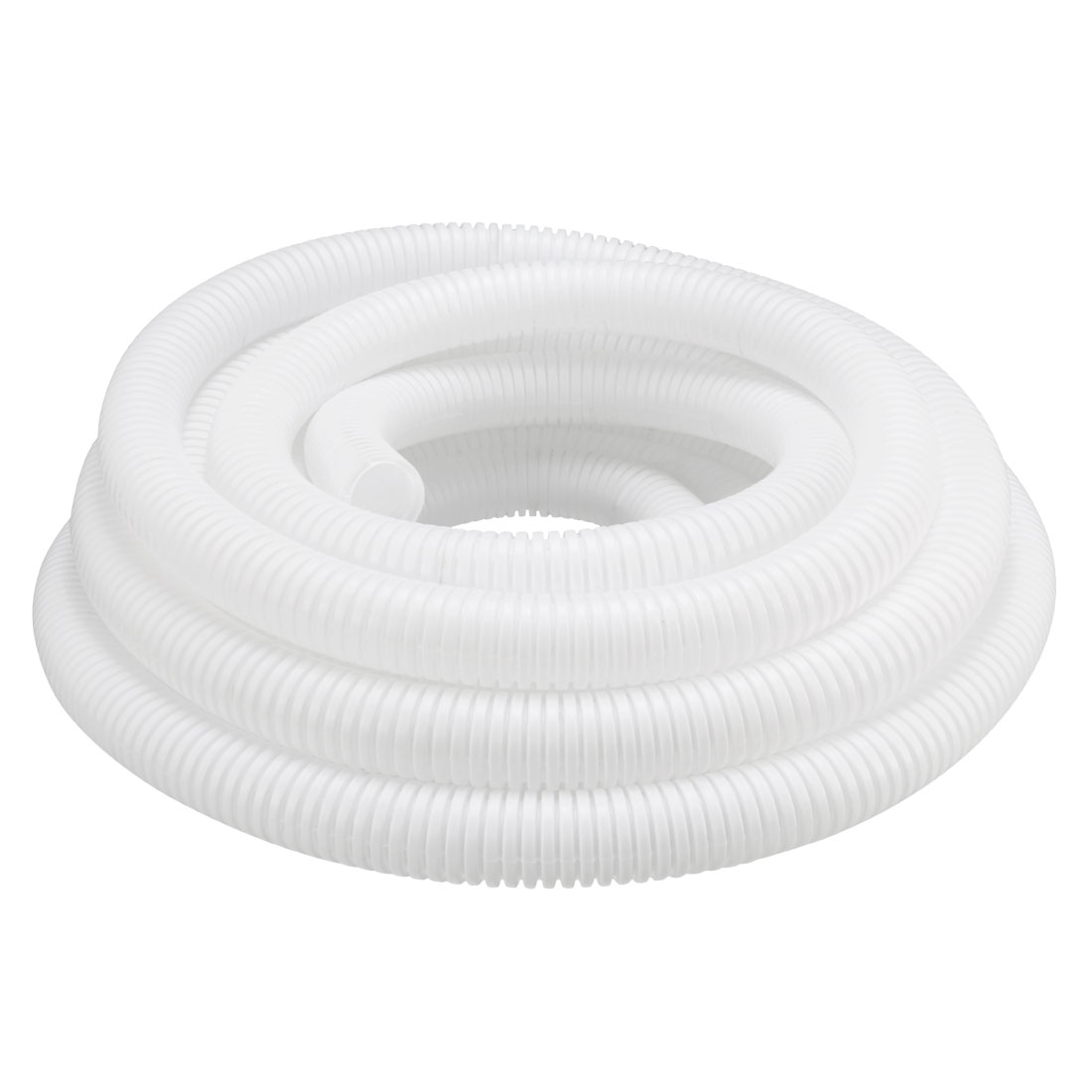 6.5M Length 25mm Dia Corrugated Bellow Conduit Tube for Electric Wiring