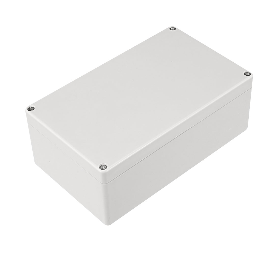 200 x 120 x 75mm Electronic ABS Plastic DIY Junction Box Enclosure Case Gray