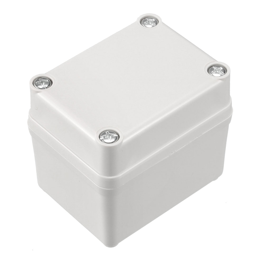 65 x 50 x 55mm Electronic ABS Plastic DIY Junction Box Enclosure Case Grey
