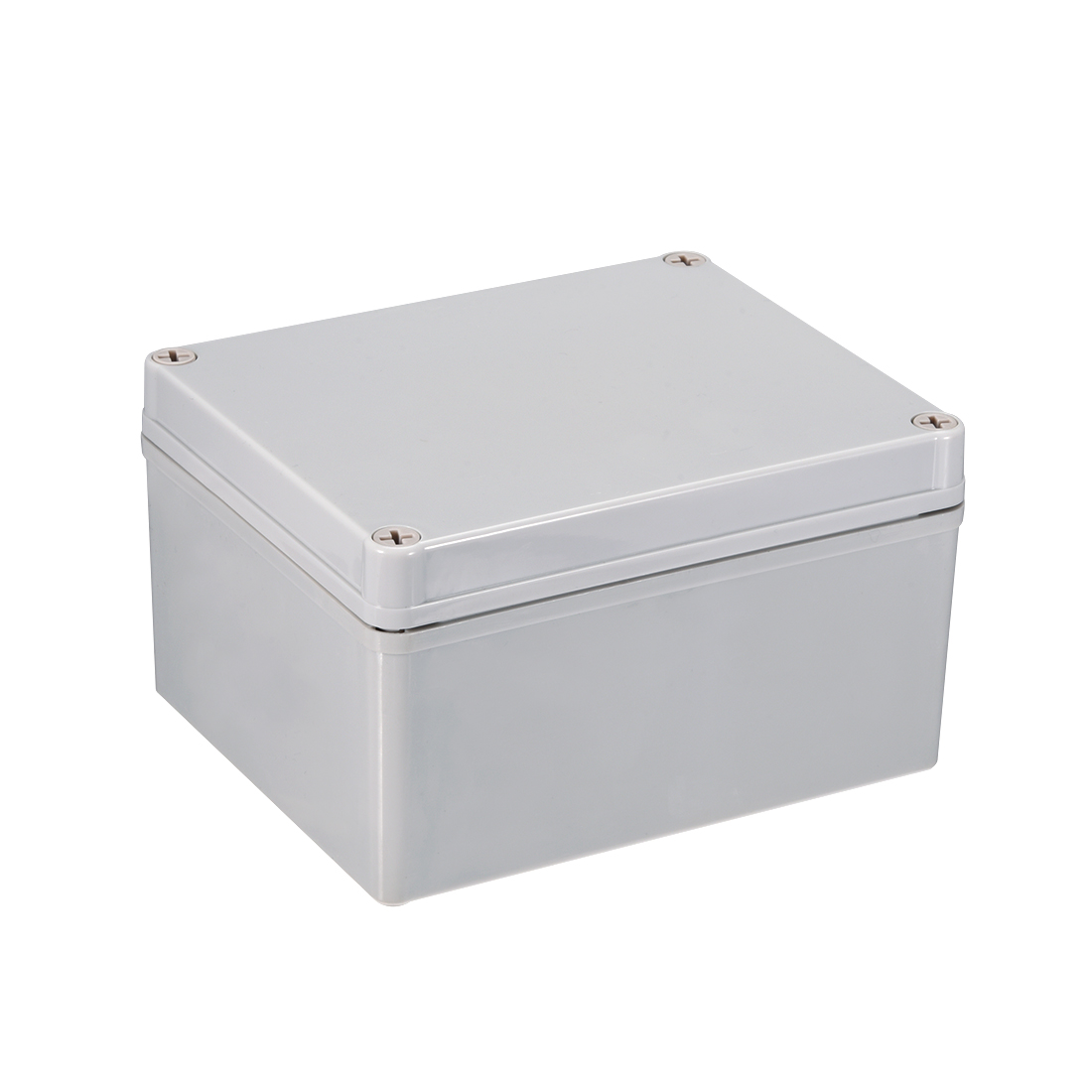 140 x 170 x 95mm Electronic ABS Plastic DIY Junction Box Enclosure Case Gray