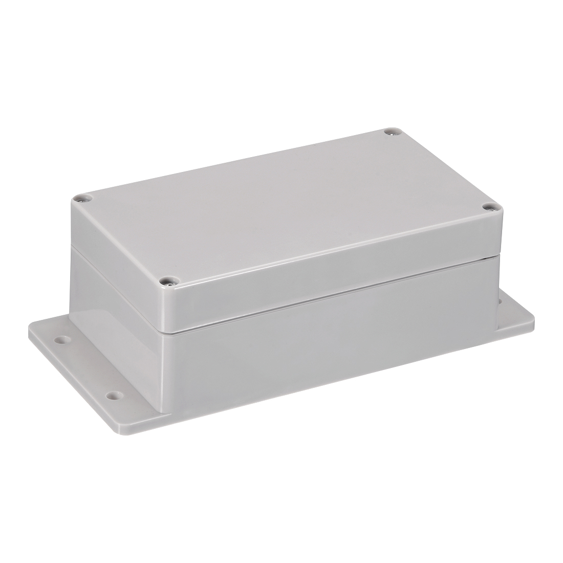196 x 90 x 60mm Electronic ABS Plastic DIY Junction Box Enclosure Case Gray