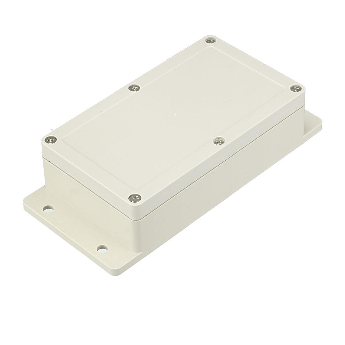 158 x 90 x 46mm Electronic ABS Plastic DIY Junction Box Enclosure Case Grey