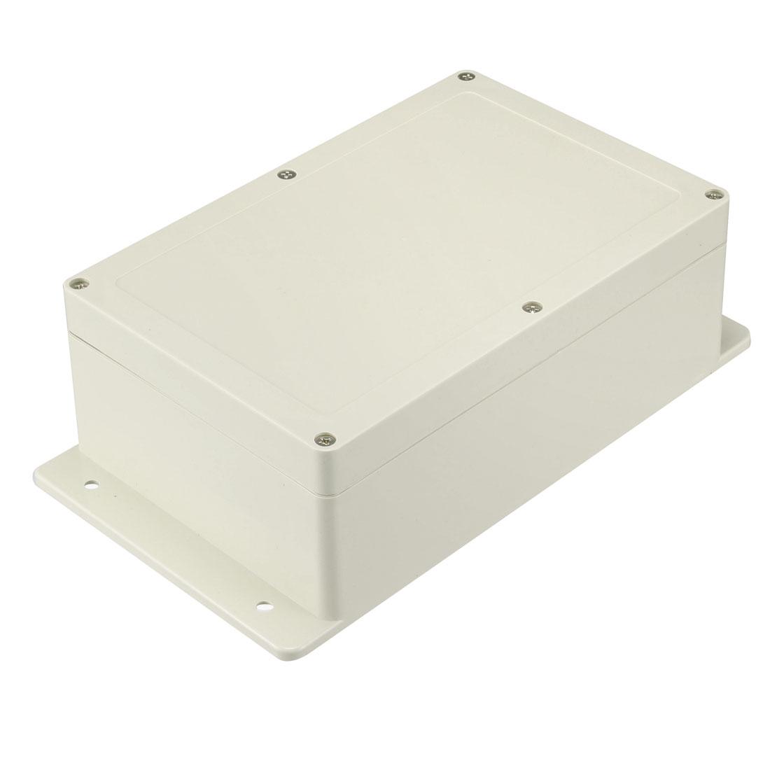 230 x 150 x 85mm Electronic ABS Plastic DIY Junction Box Enclosure Case Pale