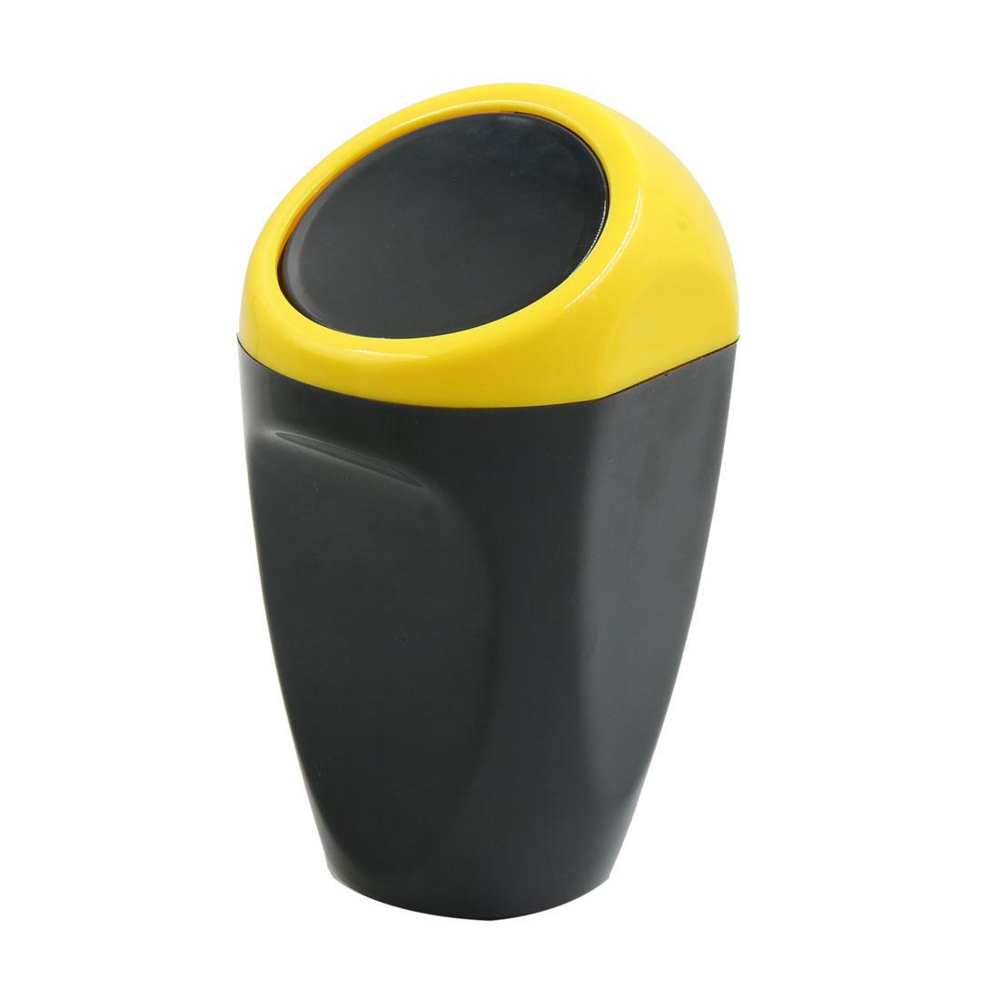 Vehicle Car Plastic Waste Trash Rubbish Bin Garbage Dust Case Holder Storage Box