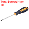 T8 Screwdriver Security Torx Driver 3 Inch Shaft Magnetic