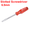 6.5mm Keystone Demolition Driver Slotted Screwdriver with 4 Inch Shank