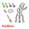 Stainless Steel Door Magnetic Catch Door Stopper Bedroom Door Ultra Mini