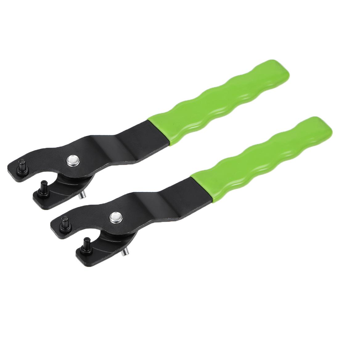 Angle Grinder Wrench, Adjustable Grinder Lock-Nut Spanner for Grinders,2pcs
