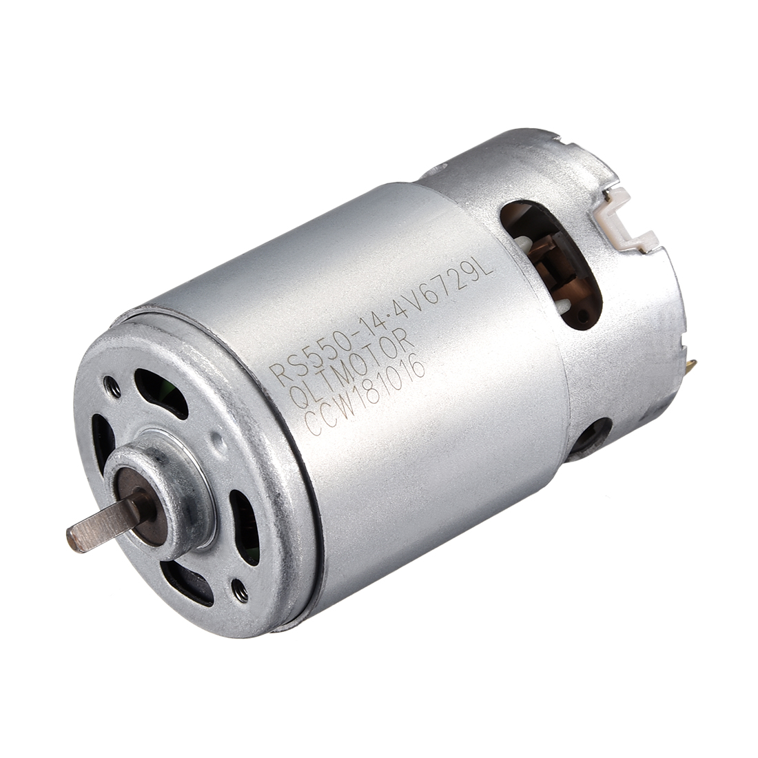 14.4V 19000RPM DC Motor for DIY Electronic Drill, Power Tools