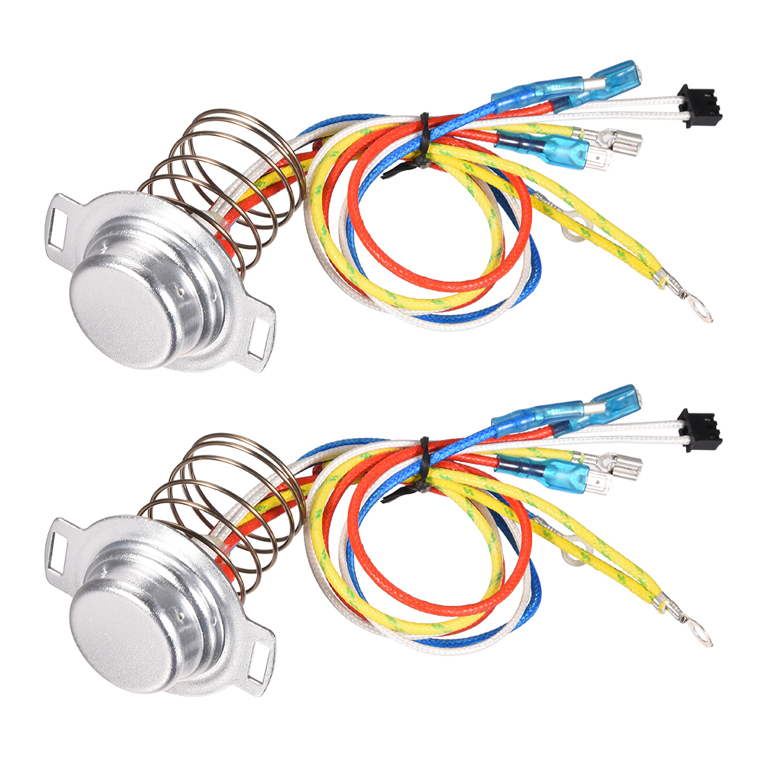 Rice Cooker Thermostat Center Magnetic Temperature Controller Sensor 7 Wire 2pcs