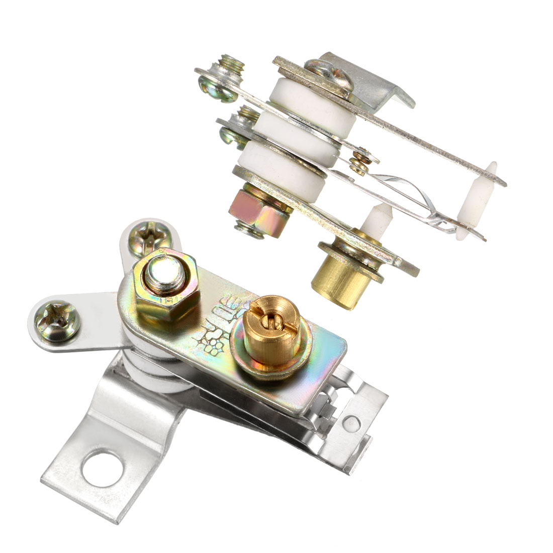 Temperature Controller , 10A N.C Rice Cooker Heating Thermostat Switch 2pcs