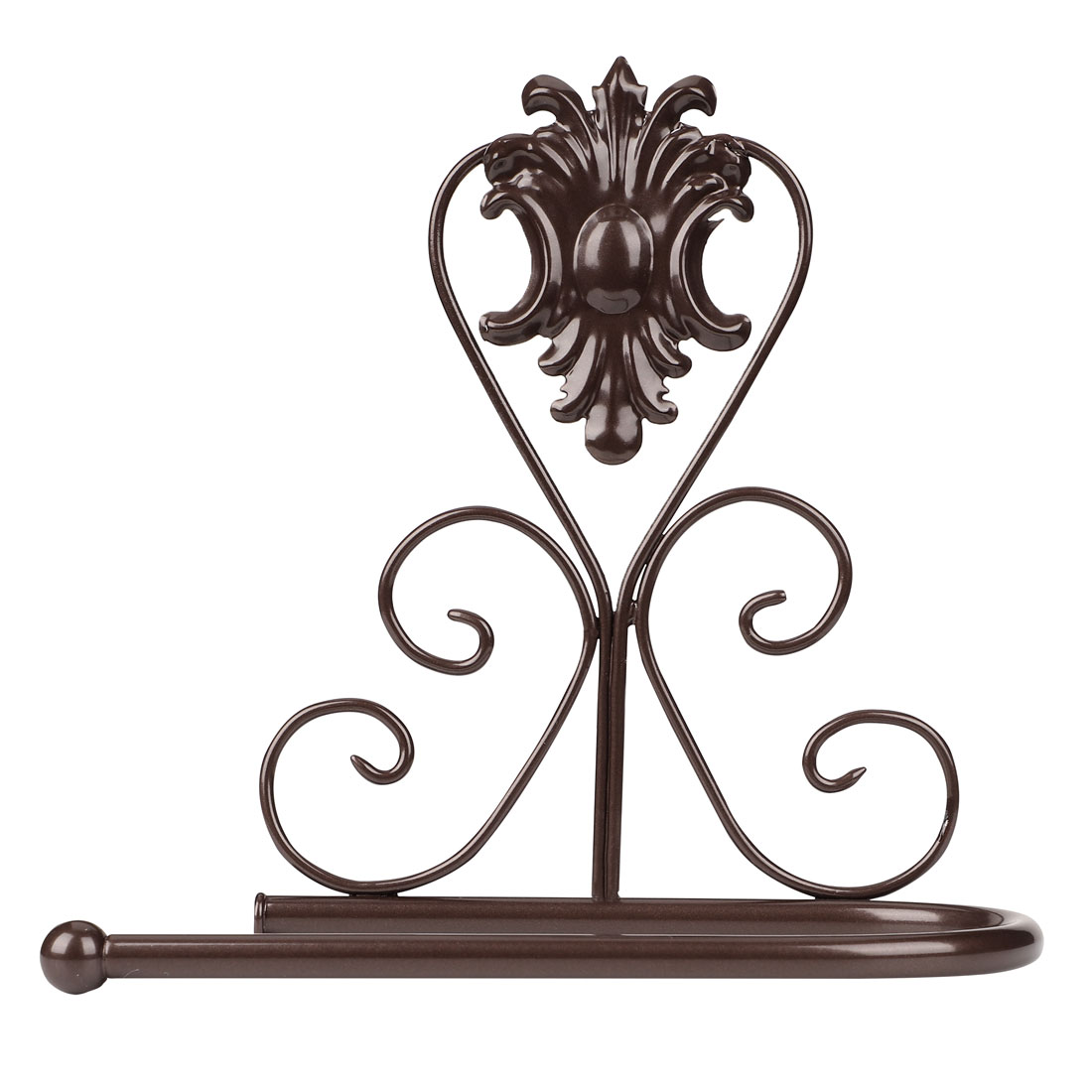 Toilet Paper Roll Holder Bathroom Wall Rack for Bathroom and Kitchen Bronze