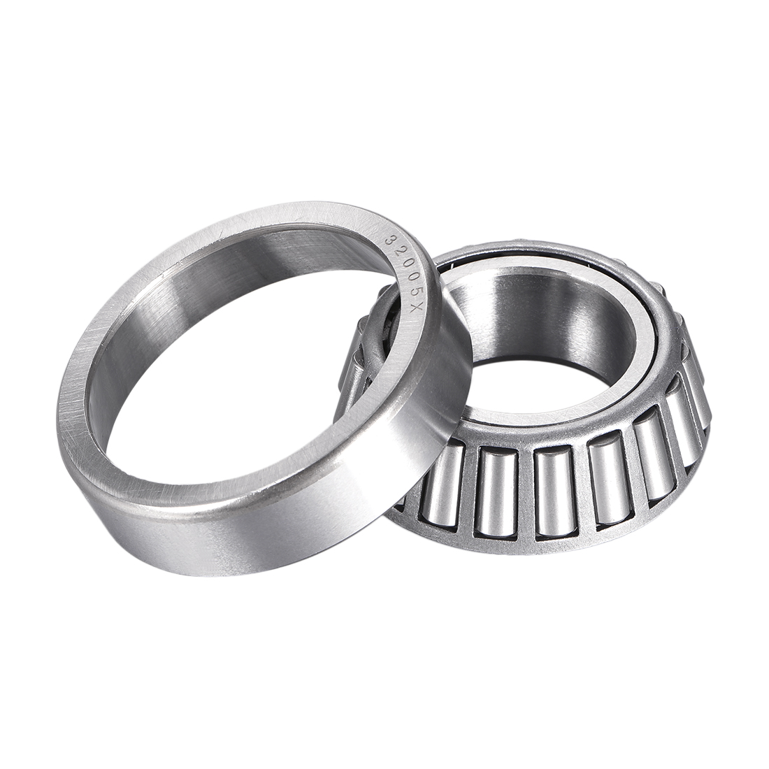 32005X Tapered Roller Bearing Cone with Cup, 25x14x15mm for Freight Trailer