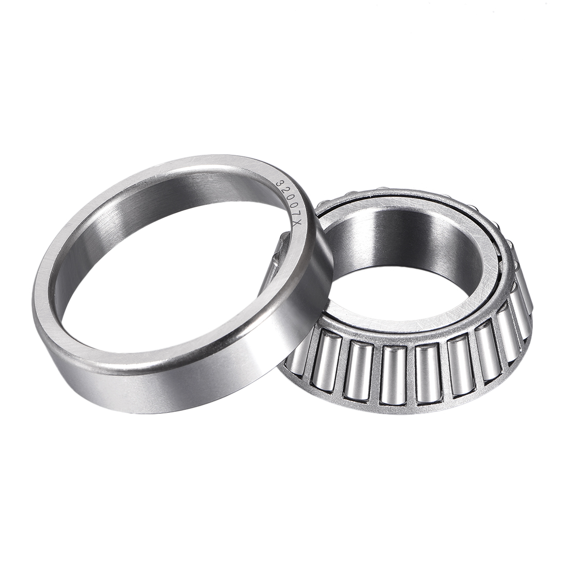 32007X Tapered Roller Bearing Cone with Cup, 35x62x18mm for Freight Trailer