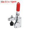 Toggle Clamp TT-101-AI Vertical Quick-Release Hand Tool 80Kg/176Lbs Capacity