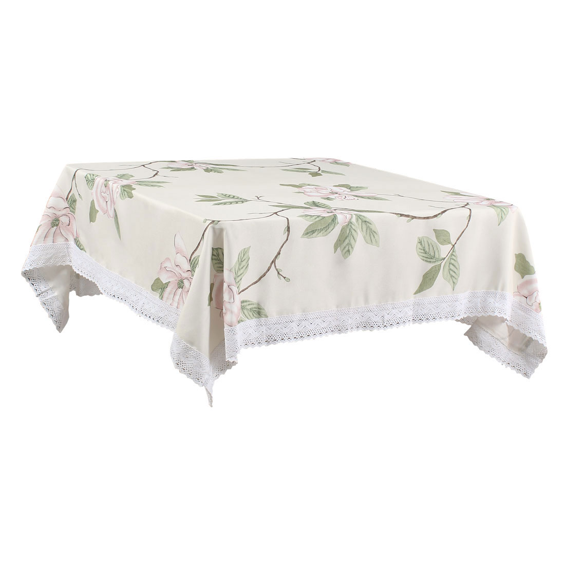 "Tablecloth Polyester Table Cover Oil Stain Resistant Table Cloth, 39"" x 59"", #7"