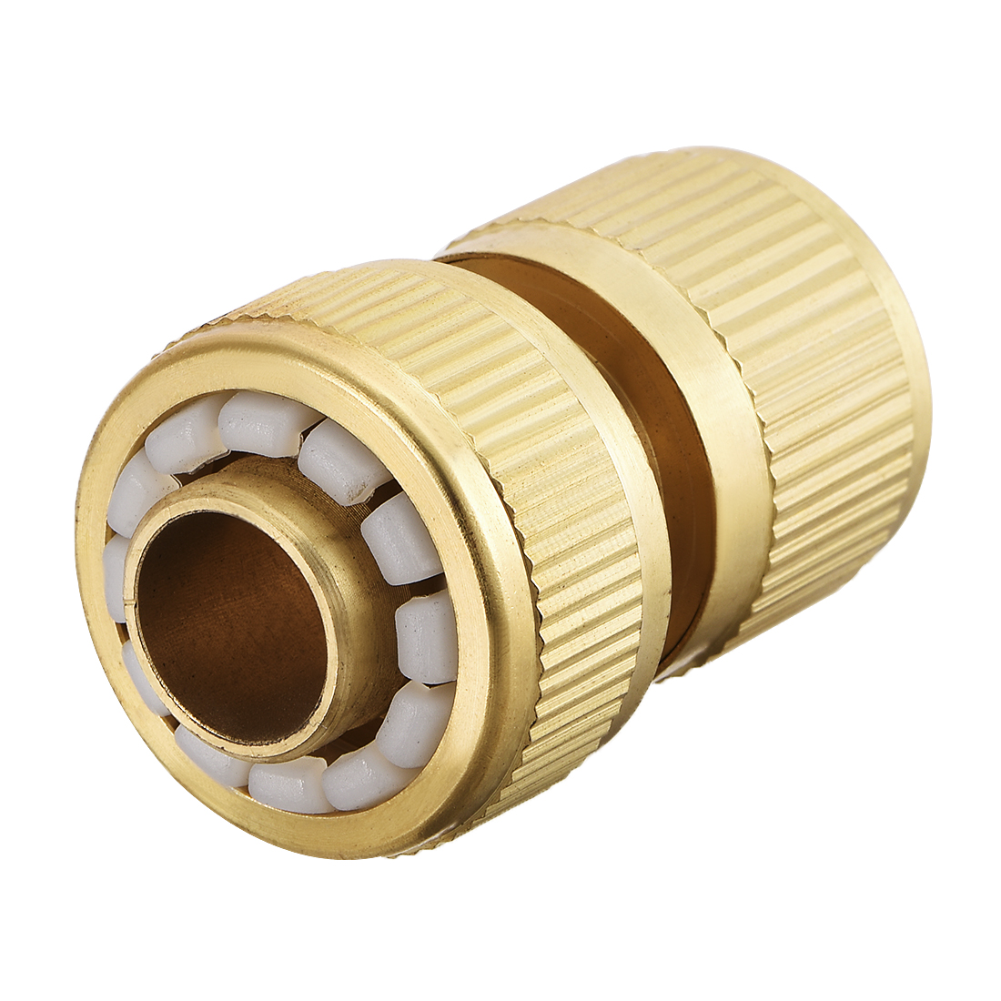 """5/8"""" Brass Quick Connectors Adapters Garden Hose Fittings"""