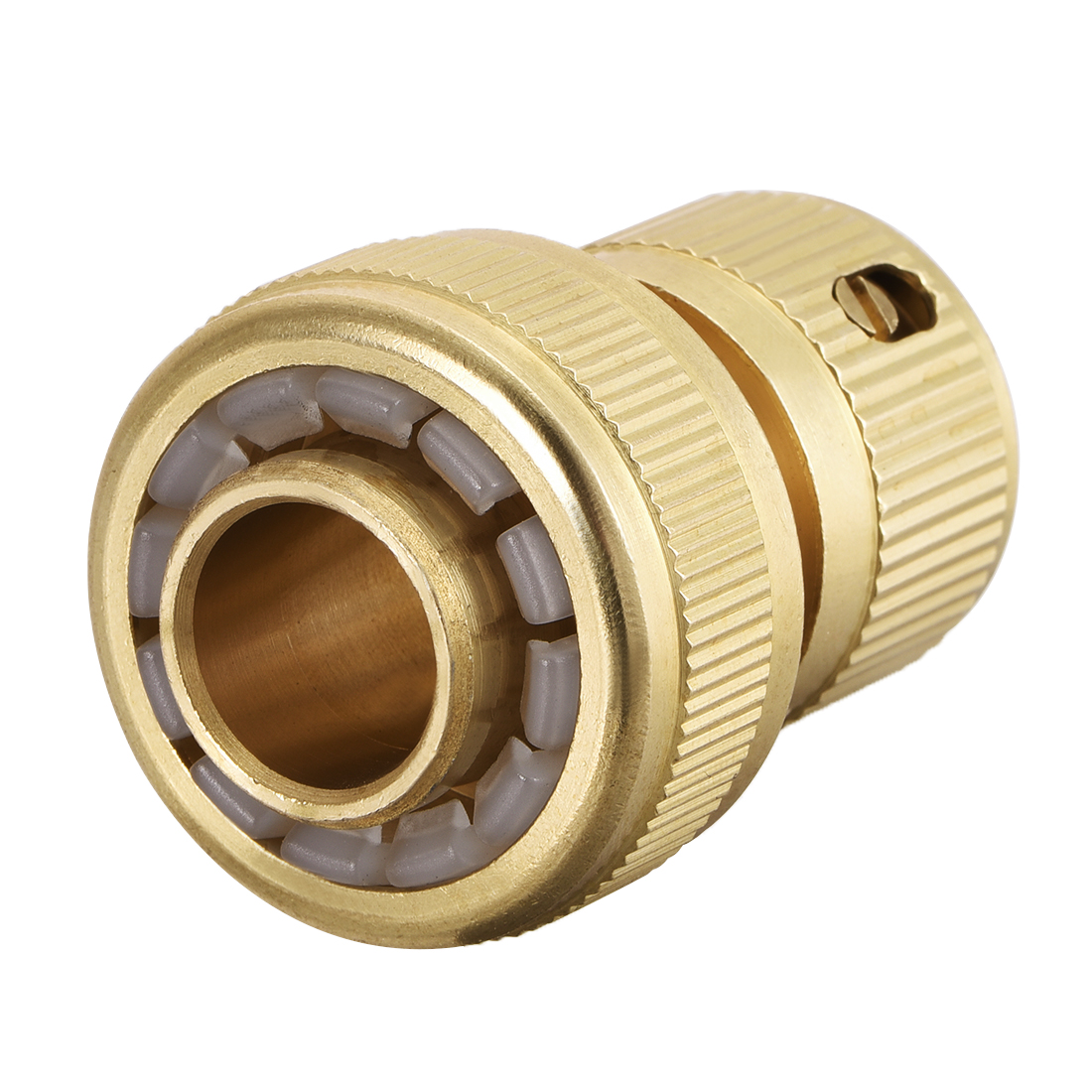 """3/4"""" Brass Quick Connectors Adapters Garden Hose Fittings"""