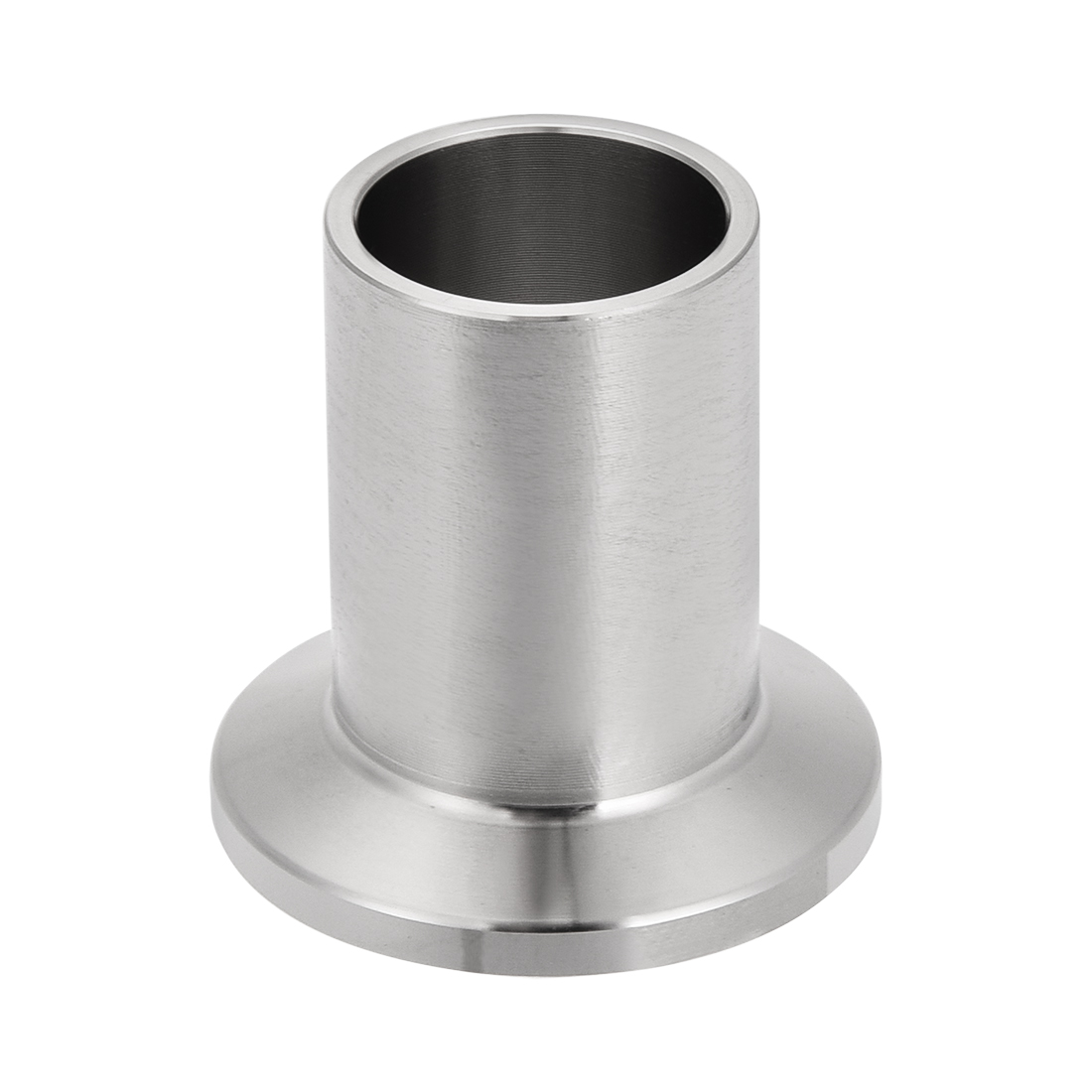 304 Stainless Steel Fitting Long Weld Clamp Ferrule Fits Tri Clamp 19x30mm