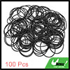 Black NBR O-Ring Seal Gasket Washer for Automotive Car 42.3 x 1.8mm 100pcs