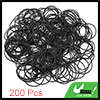 Black NBR O-Ring Seal Gasket Washer for Automotive Car 42.3 x 1.8mm 200pcs