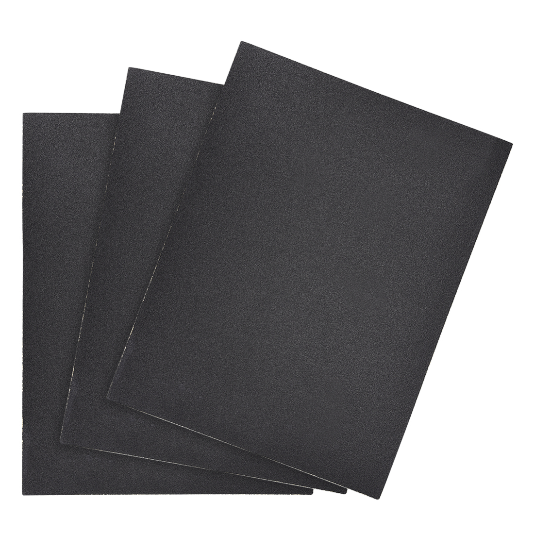 Waterproof Sandpaper, Wet Dry Sand Paper Grit of 150, 11 x 9inch 3pcs