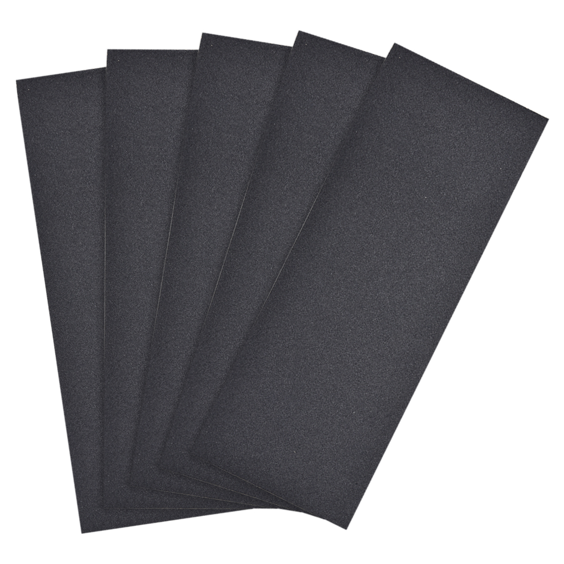 Waterproof Sandpaper, Wet Dry Sand Paper Grit of 220, 9 x 3.7inch 5pcs
