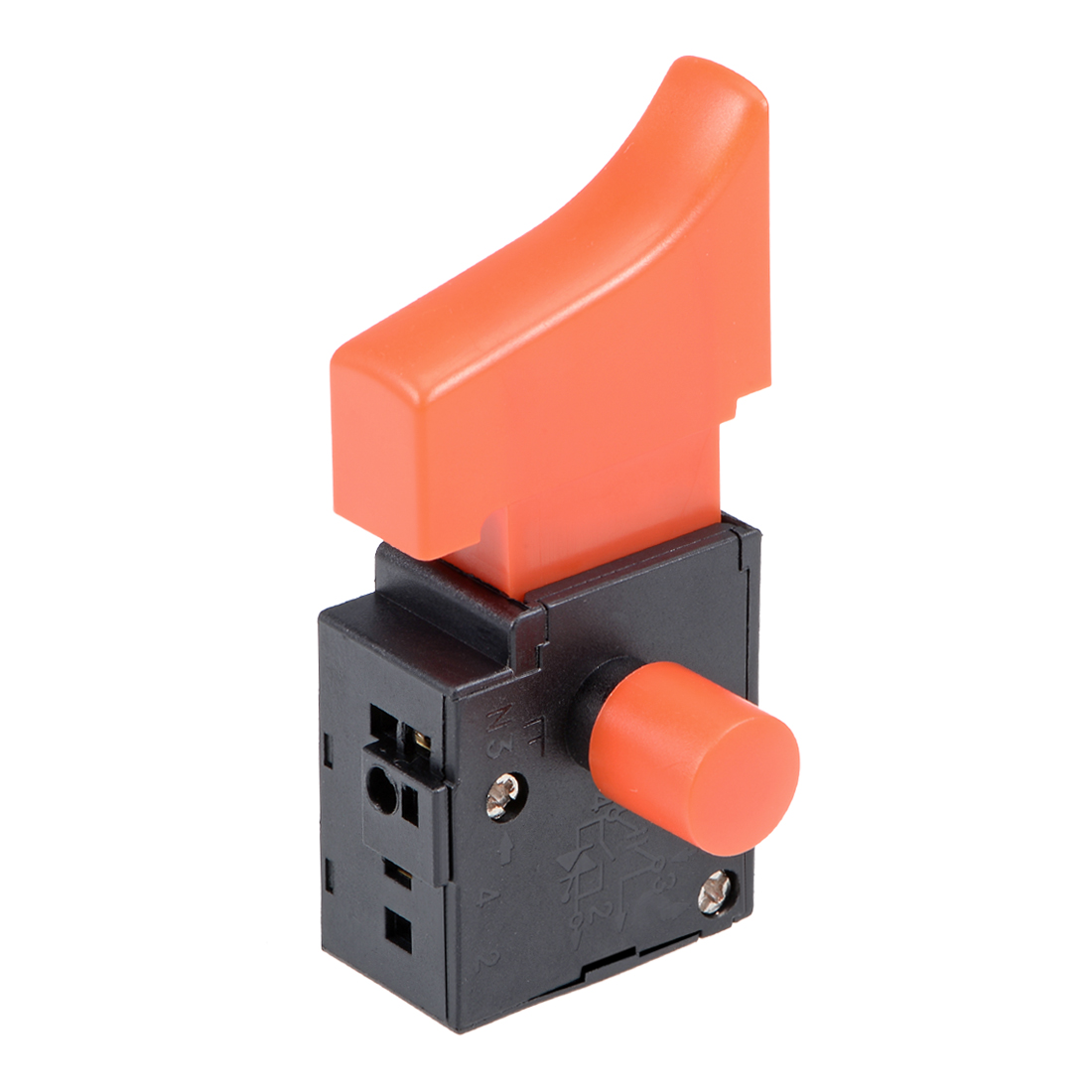 Trigger Switch Electric Drill Hammer 250V-6A/125V-12ASpeed Control Push Button
