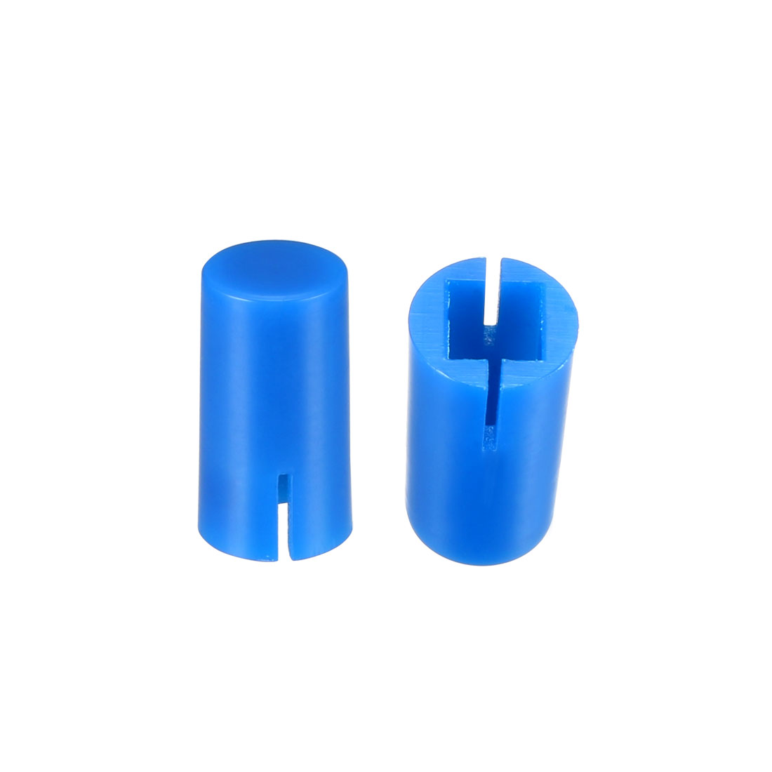 50Pcs 5x9mm Pushbutton Tactile Switch Caps Keycap Blue for 6x6x7.3mm Tact Switch