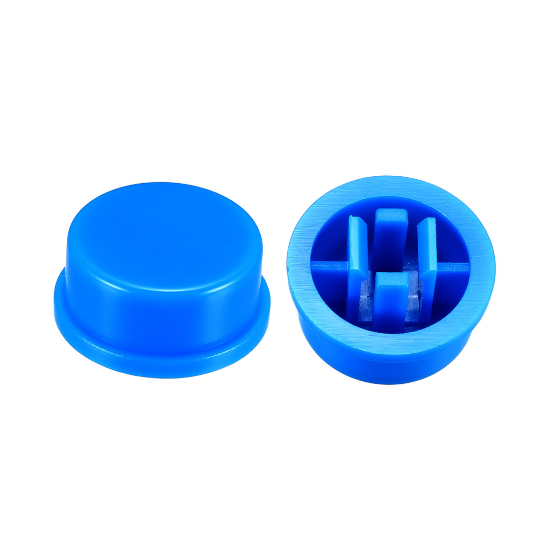 20Pcs 13x5.6mm Pushbutton Switch Caps Cover Blue for 12x12x7.3mm Tact Switch