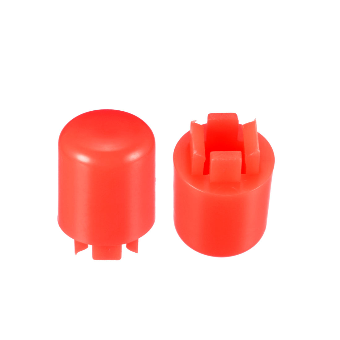 20Pcs Pushbutton Tactile Switch Caps Cover Red for 12x12x7.3mm Tact Switch