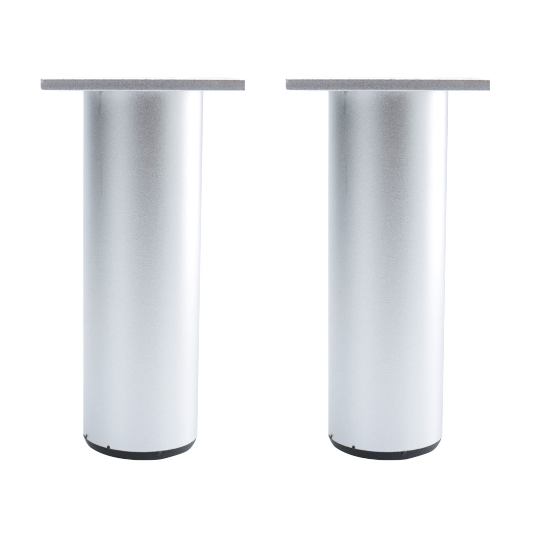 "5"" Furniture Legs Aluminium Alloy Sofa Table Replacement Height Adjuster 2pcs"
