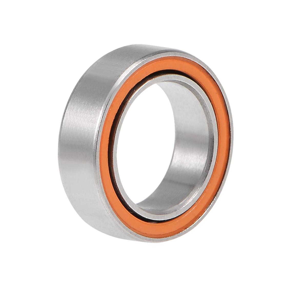SMR128C-2OS Hybrid Ceramic Ball Bearing 8x12x3.5 ABEC-7 Stainless Steel Bearings