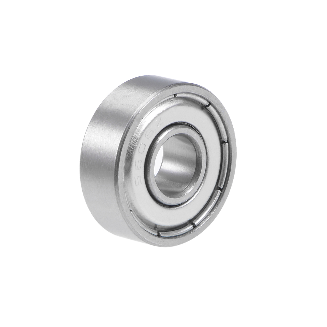 S606ZZ Stainless Steel Bearing 6x17x6mm Double Shielded 606Z Bearings (Z2 Lever)