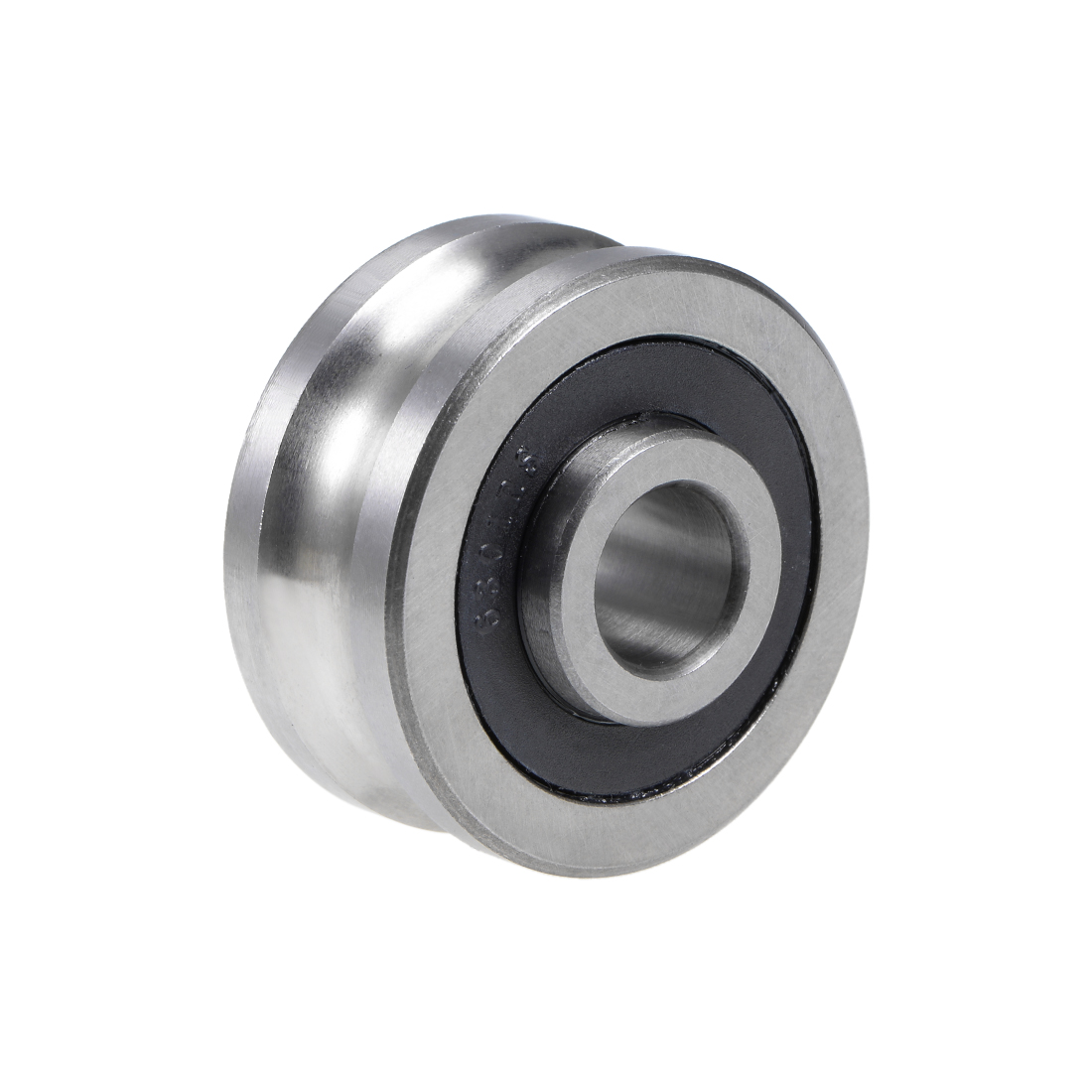 SG35 U-Groove Track Guide Bearing 12x42x19mm Pulley Bearings for Textile Machine