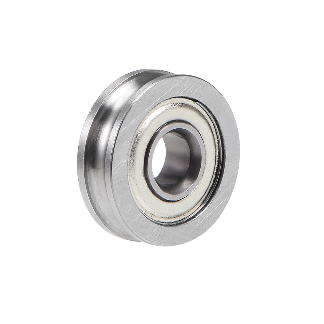 604UU U-Groove Bearing 4x13x4mm U604ZZ Bearings Guide Pulley