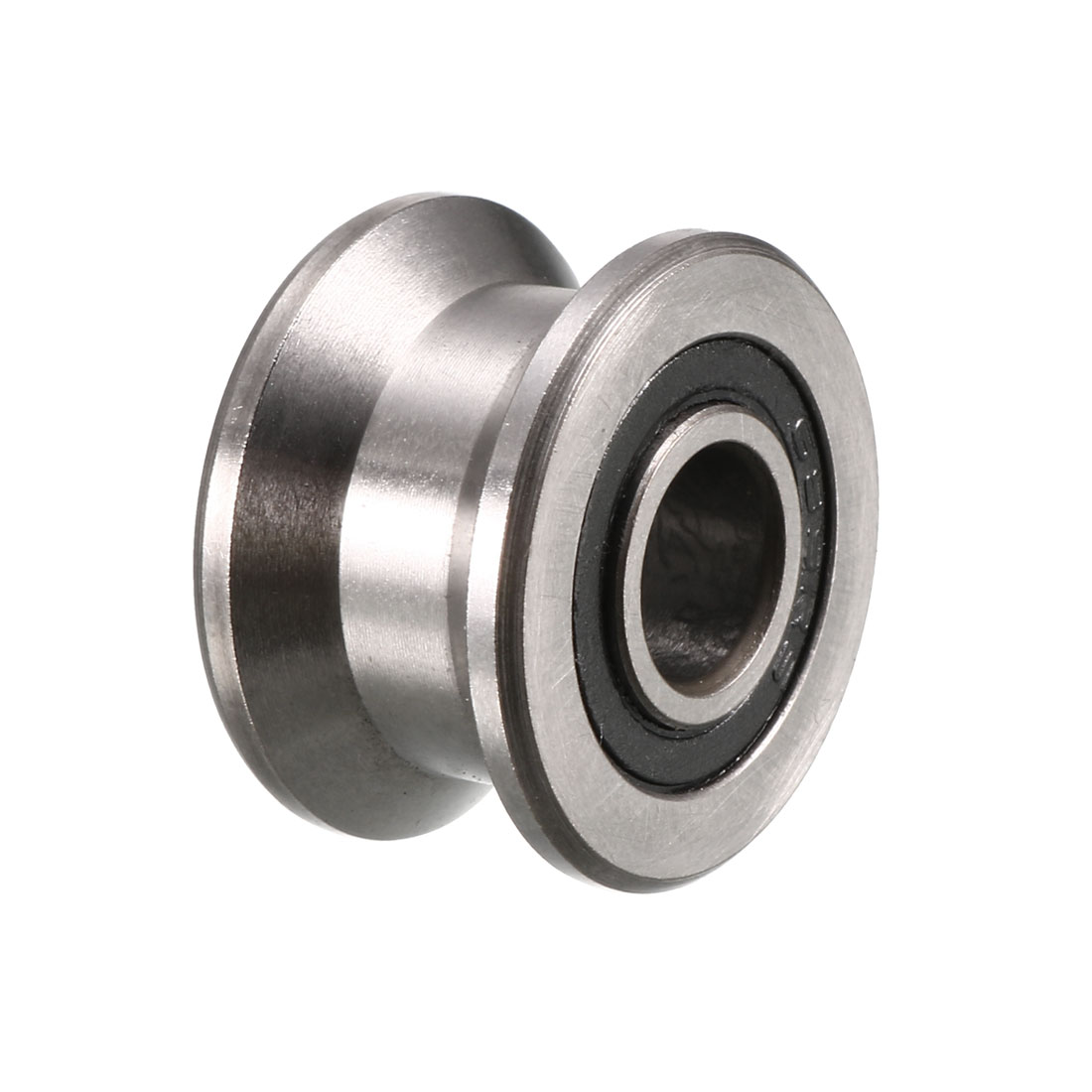T22 V-Groove Ball Bearing 8x22.5x13.5mm Guide Pulley Bearings for 12mm Shaft