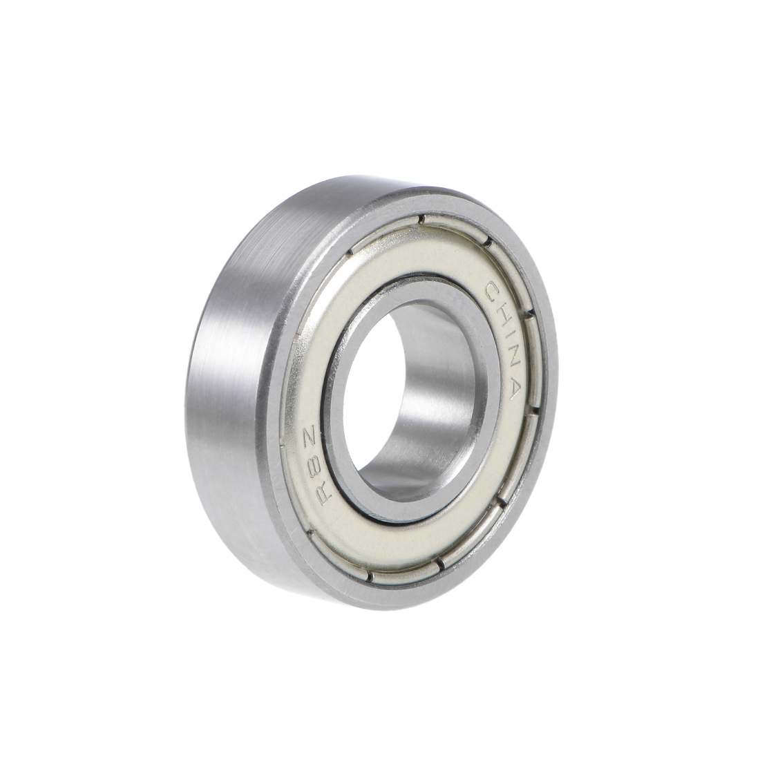 "R8ZZ Deep Groove Ball Bearing 1/2""x1-1/8""x5/16"" Shielded Chrome P6Z2 Bearings"