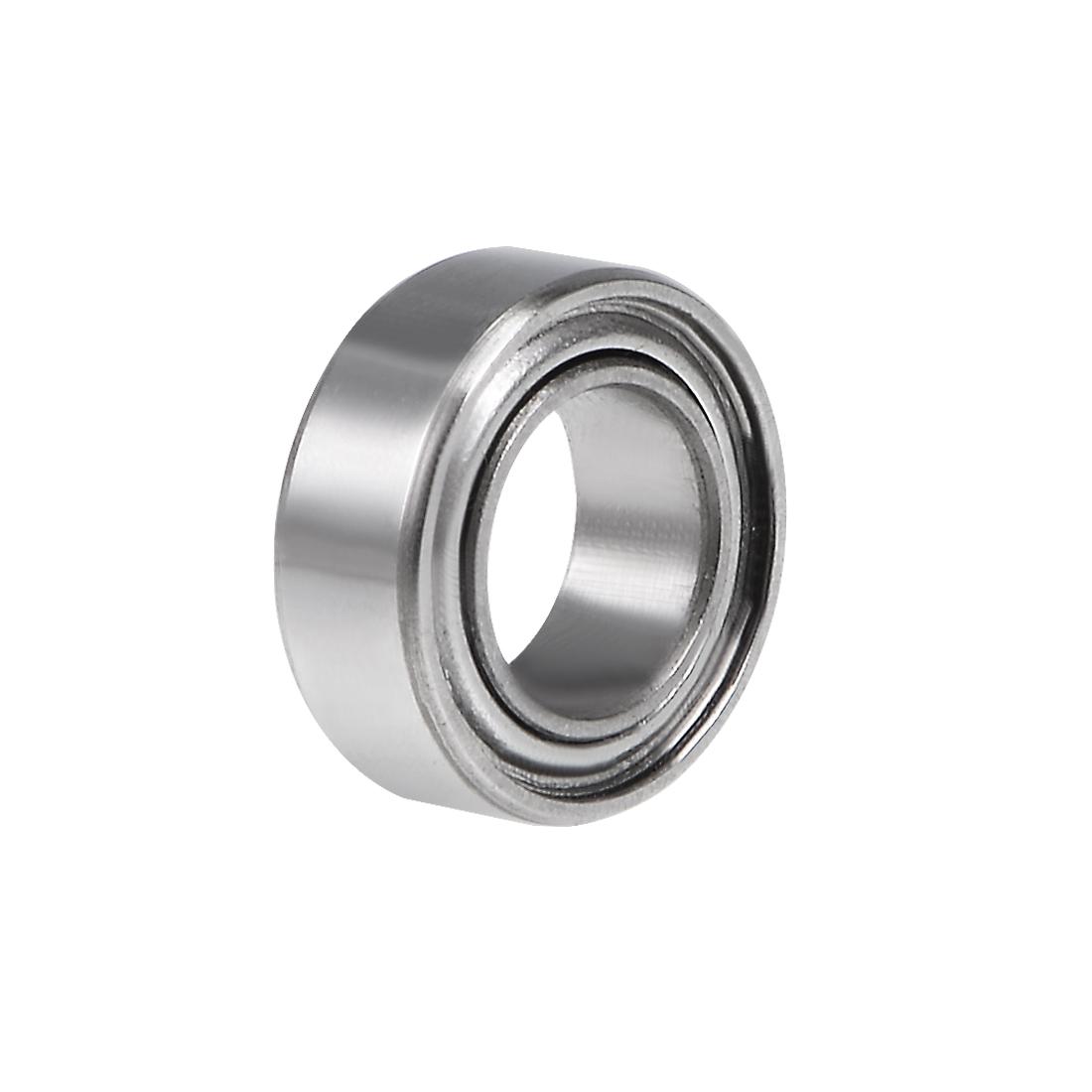 SMR74ZZ Stainless Steel Ball Bearing 4x7x2.5mm Double Shielded MR74Z Z2 Bearings