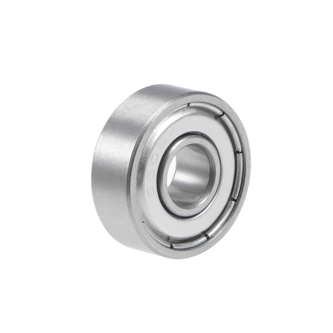 S606ZZ Stainless Steel Ball Bearing 6x17x6mm Double Shielded 606Z Bearings