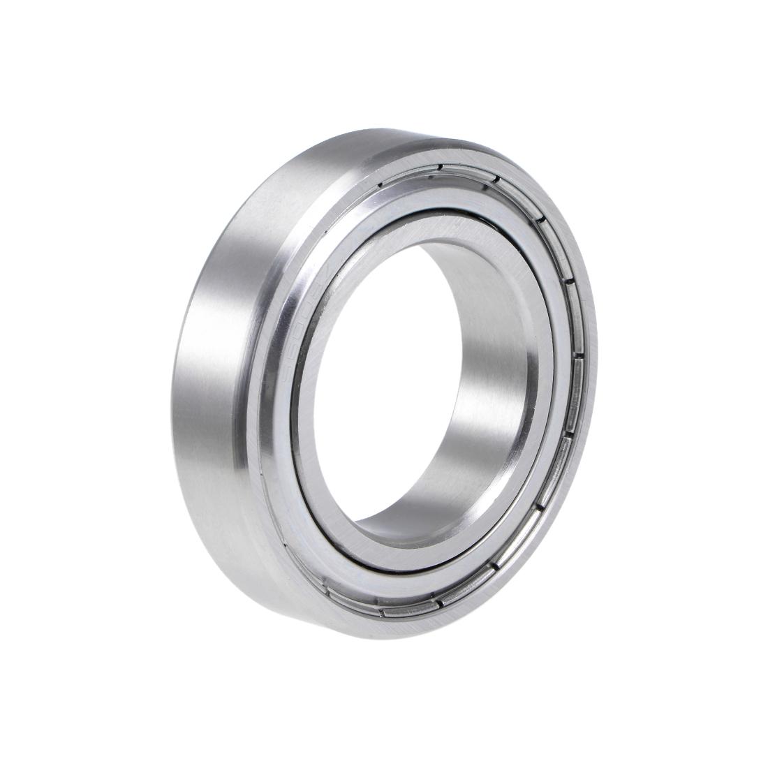 S6008ZZ Stainless Steel Ball Bearing 40x68x15mm Double Shielded 6008Z Bearings
