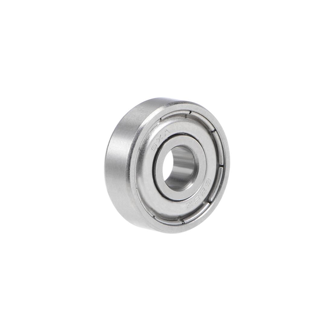 S625ZZ Stainless Steel Ball Bearing 5x16x5mm Double Shielded 625Z Bearings