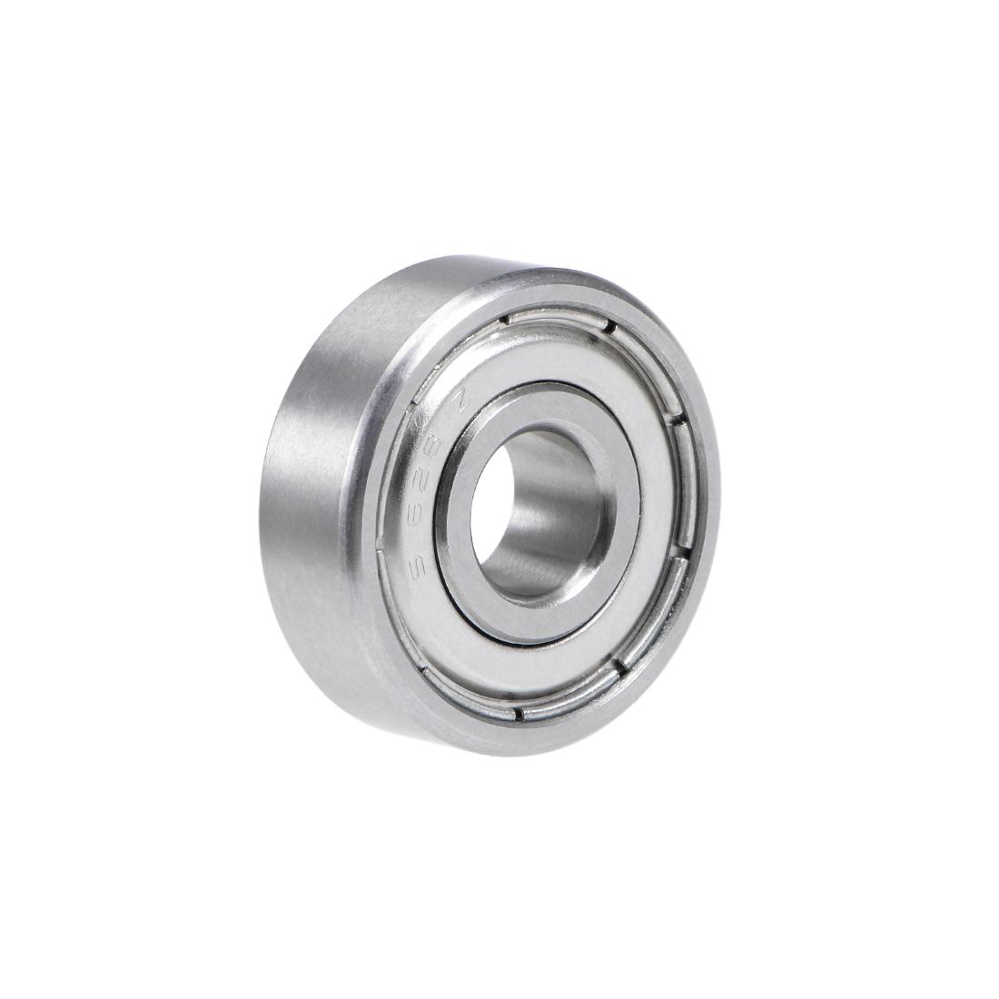 S628ZZ Stainless Steel Ball Bearing 8x24x8mm Double Shielded 628Z Bearings
