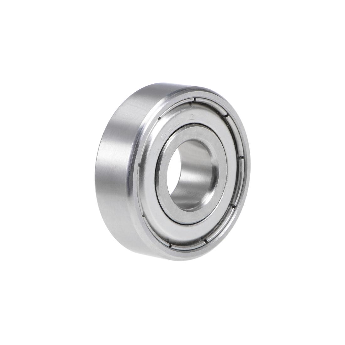 S6201ZZ Stainless Steel Ball Bearing 12x32x10mm Double Shielded 6201Z Bearings