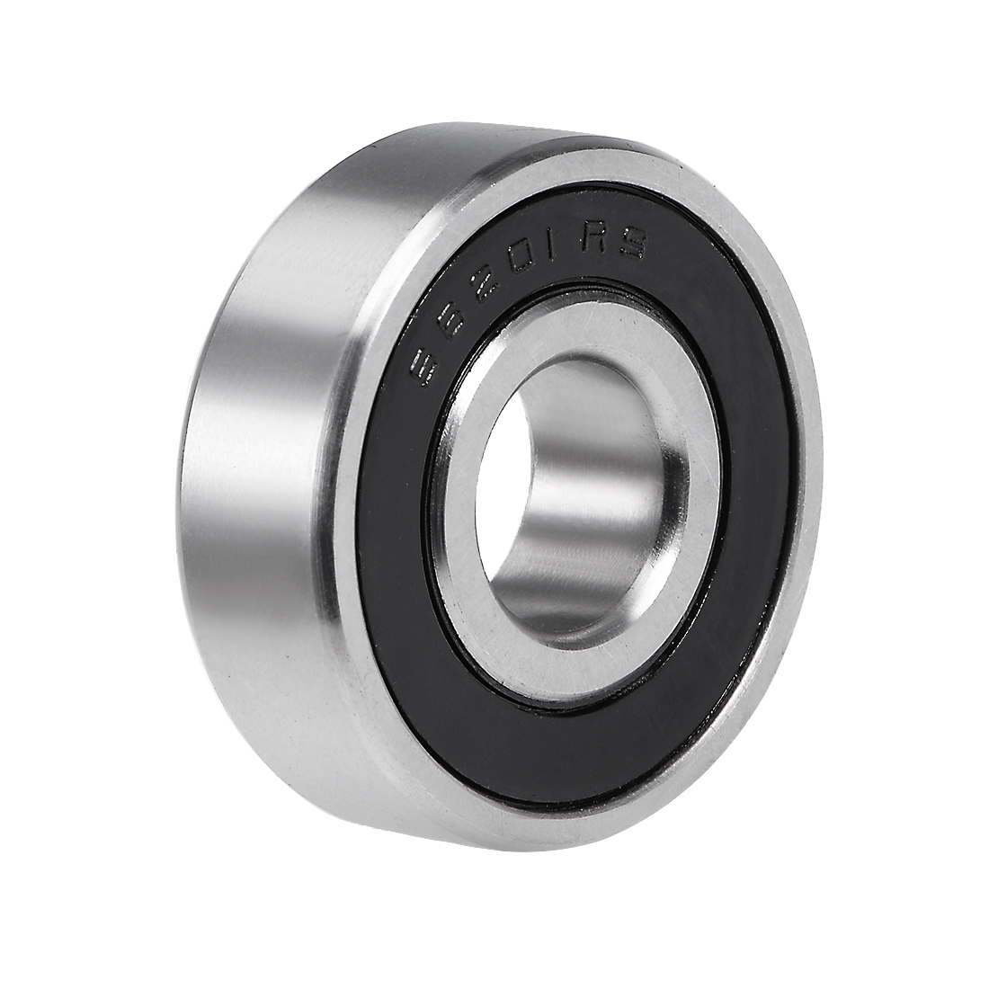 S6201-2RS Stainless Steel Ball Bearing 12x32x10mm Double Sealed 6201RS Bearings