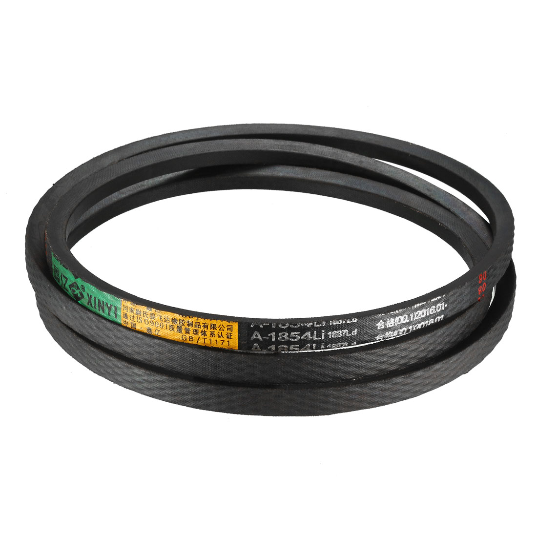 A-1854/A73 Drive V-Belt Inner Girth 73-inch Industrial Power Rubber Belt