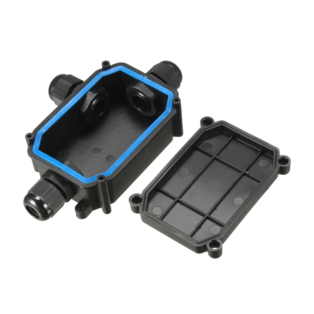 Waterproof IP66 Outdoor Electrical PG9 Cable Gland Electrical Junction Box