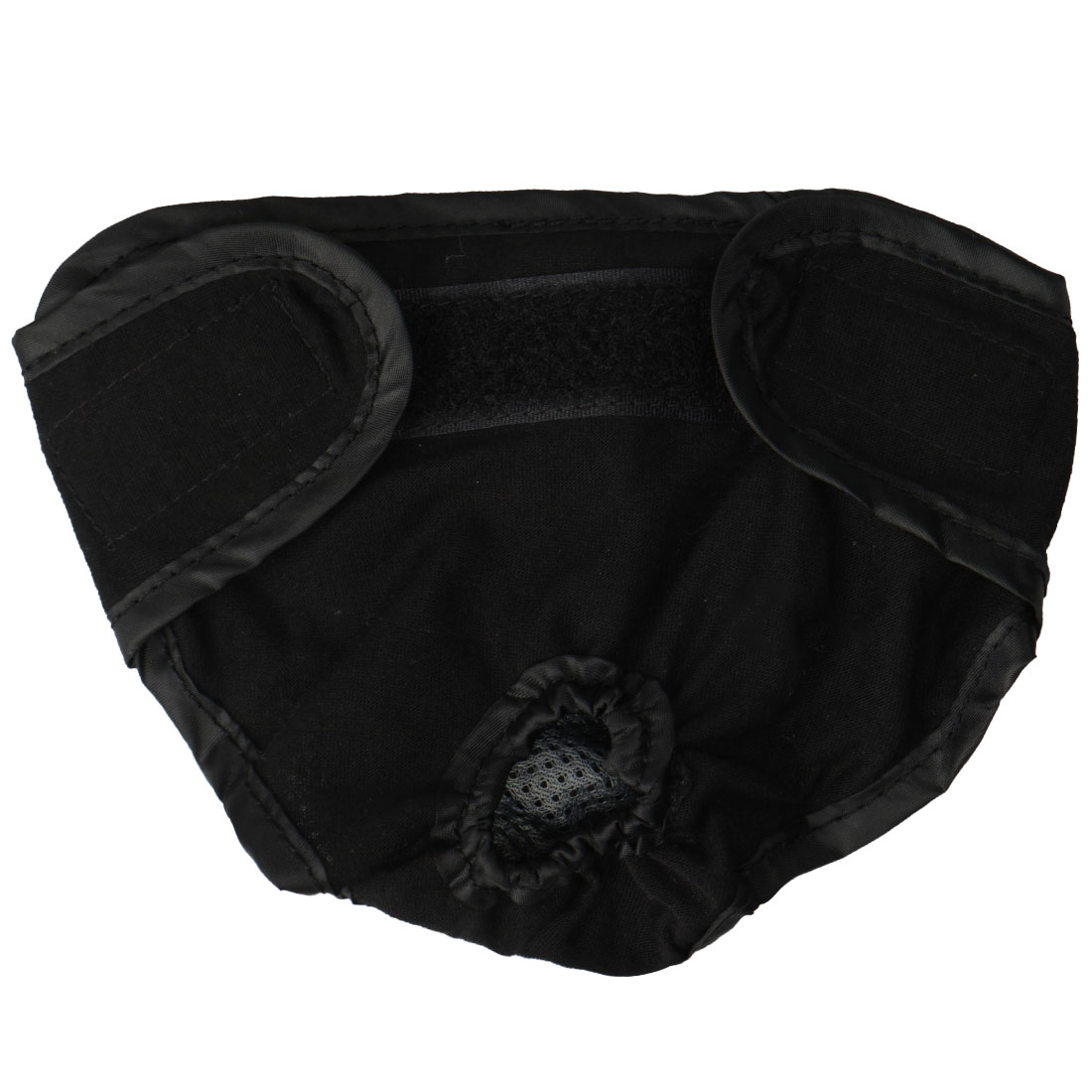 Female Dog Physical Pant Adjustable Leak-resistant Doggie Physical Pant Black L